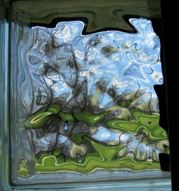 bloc de verre  no. 2 - glass block