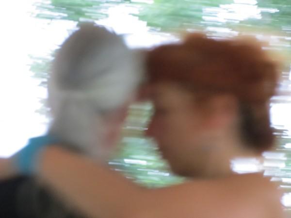 un petit mouvement de tango
