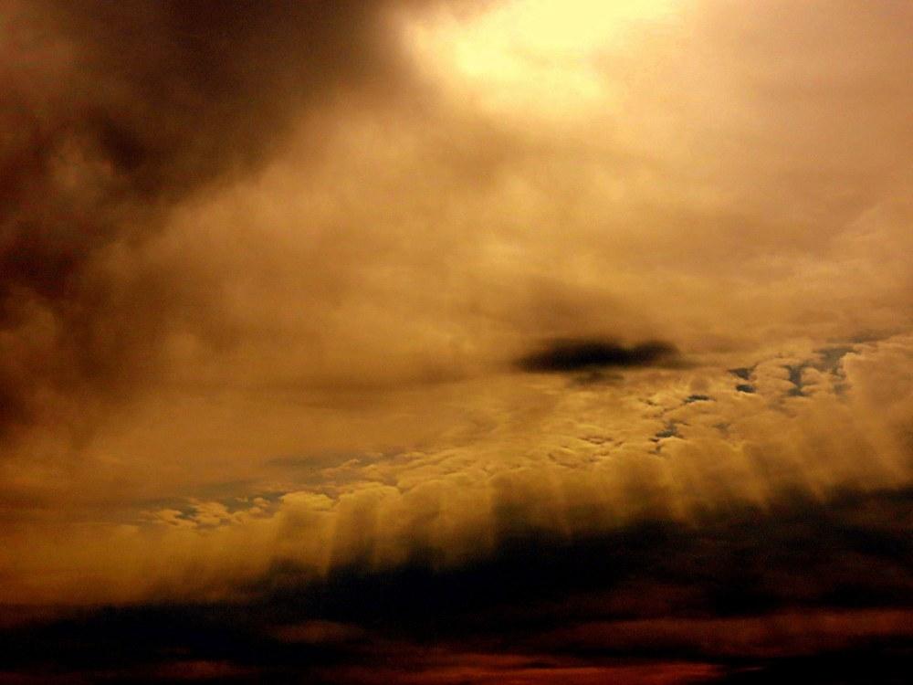 rouleau de nuage