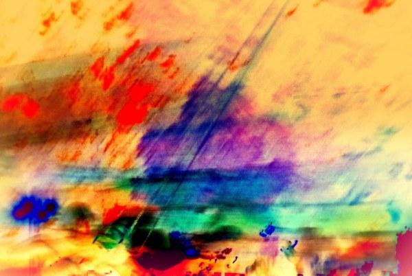 la tempête de couleurs