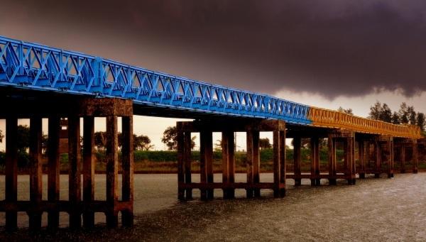 le pont caméléon