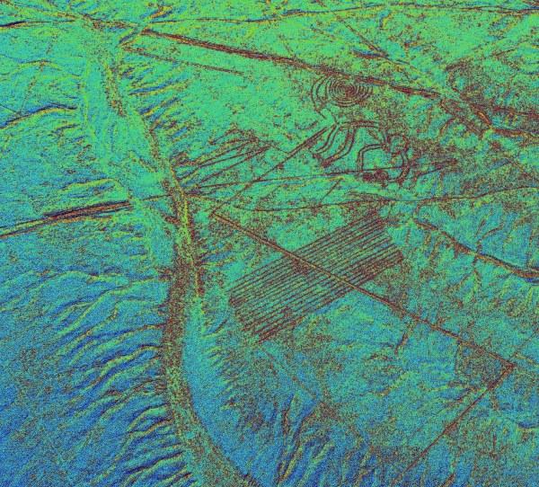 Présence d'extra-terrestre...Nazcar Pérou,