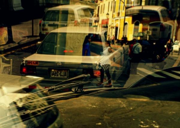 multiples scènes de rue