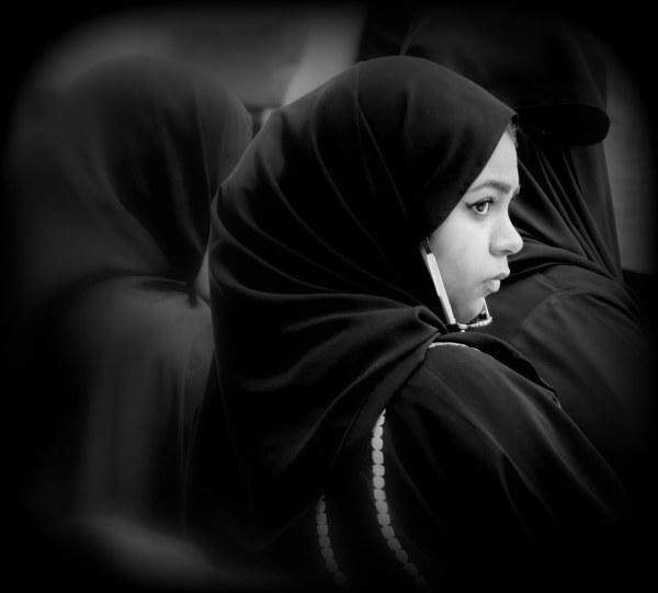 les femmes voilées (Istanbul)