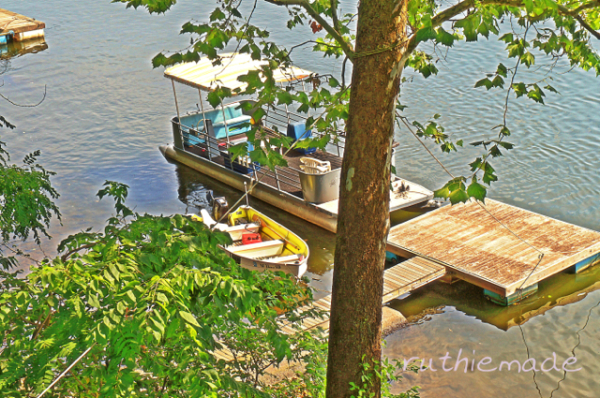 Our dock