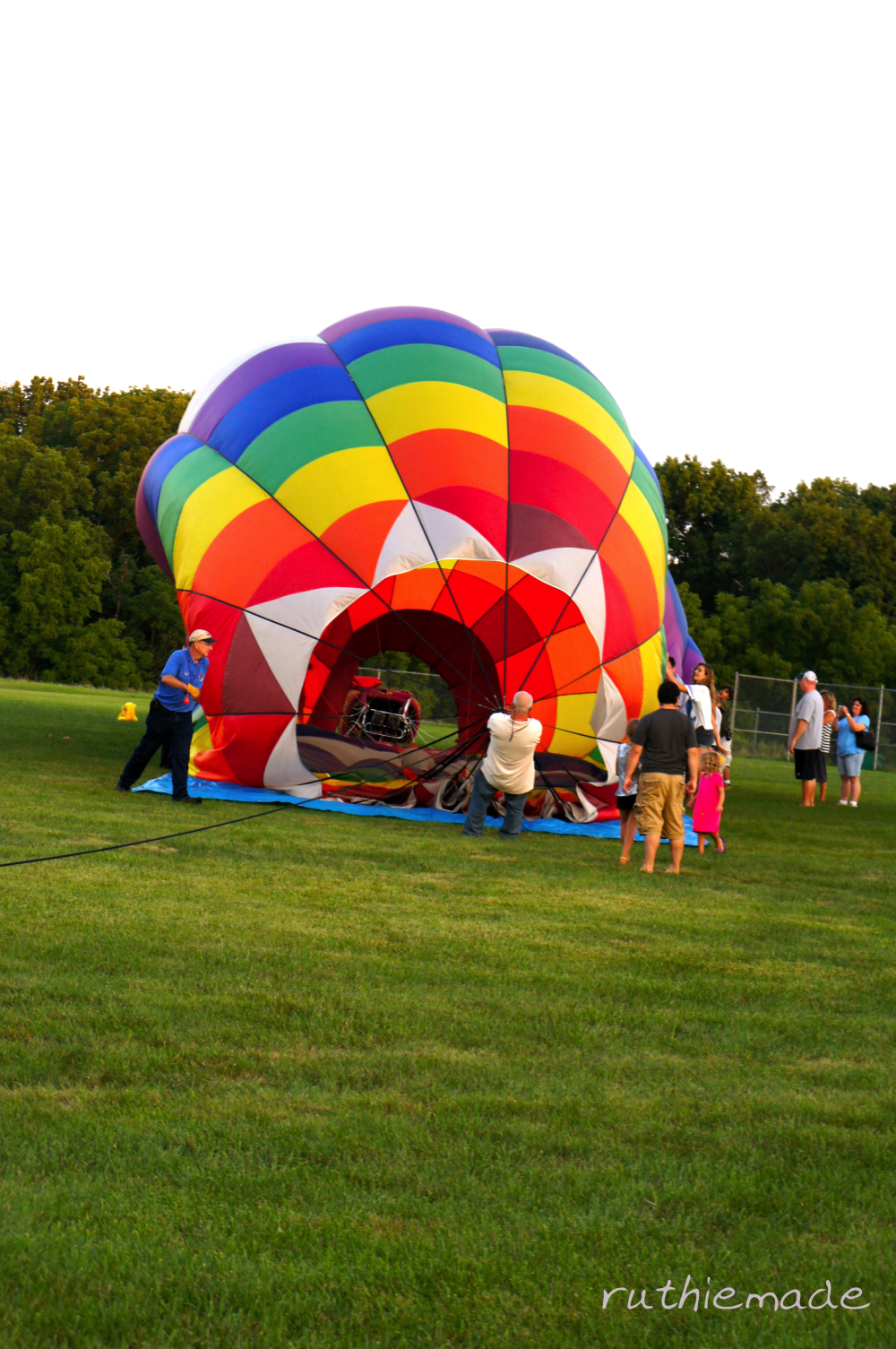 Hot Air Balloons Part 2  3/11