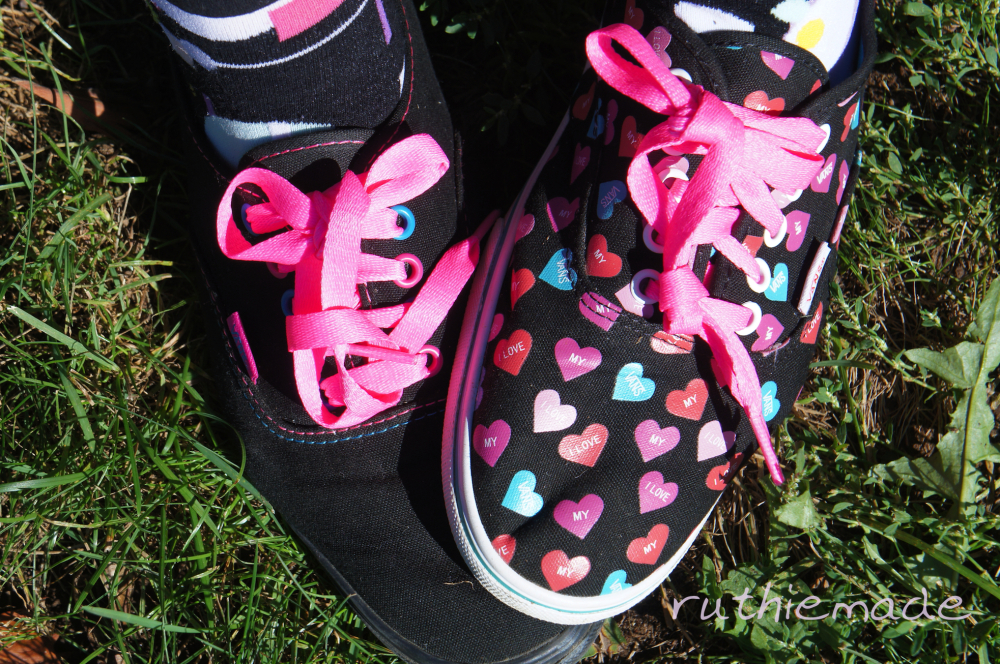 My birthday feet