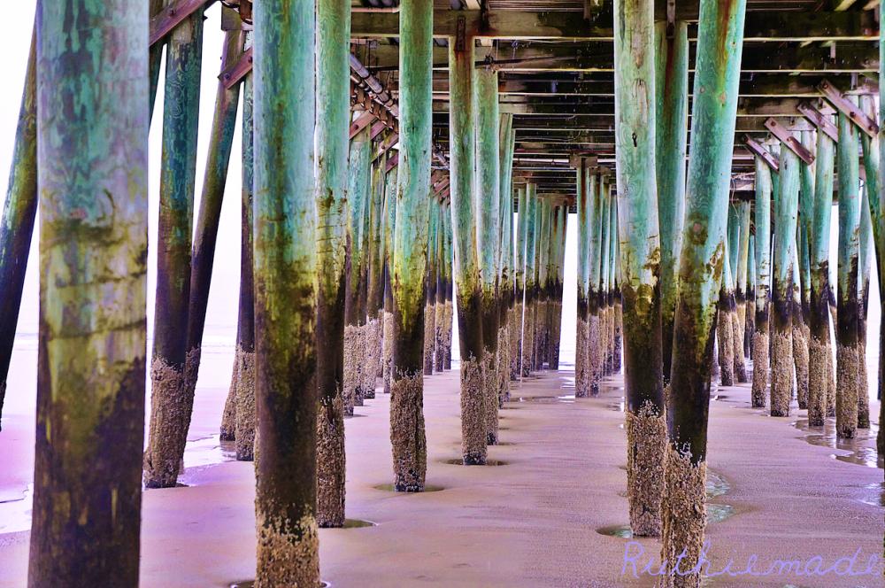 Under the Boardwalk?