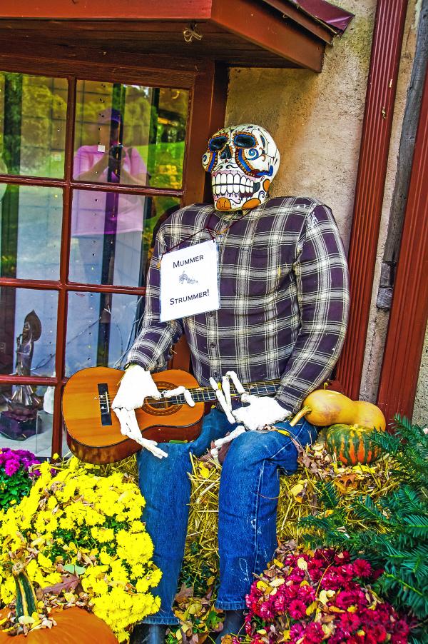 Scarecrow 4/10
