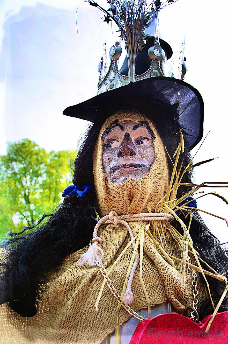 Scarecrow to OZ