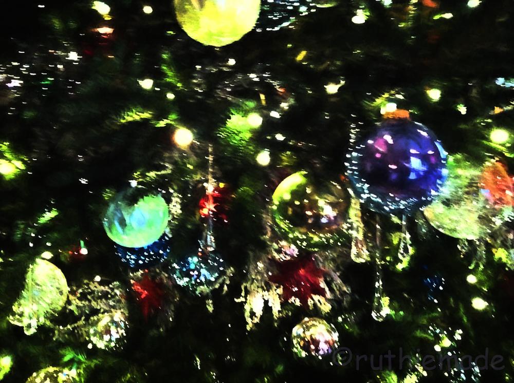 Sparkly Tree
