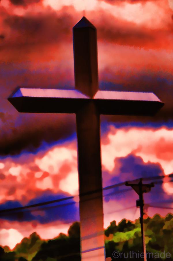 Dramatic Cross