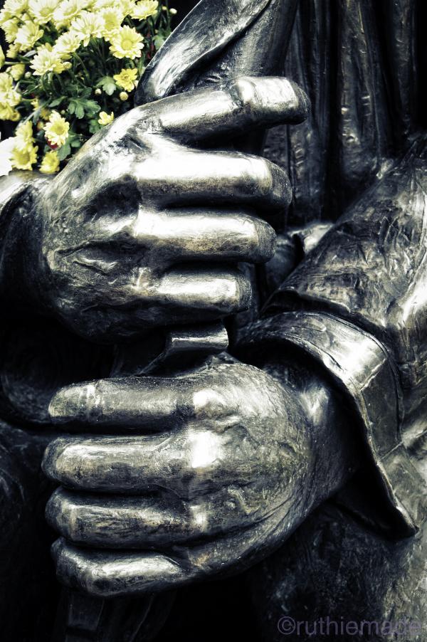 Soldier's Hands