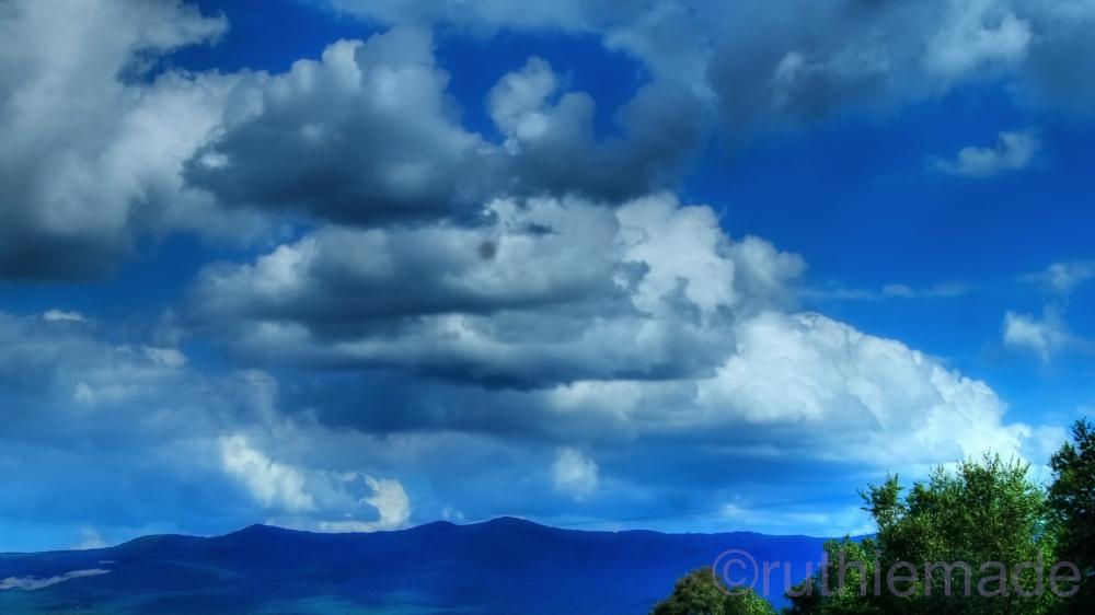 Blue Ridge Mtns