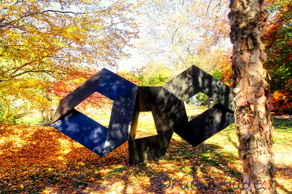 Sculpture in Autumn