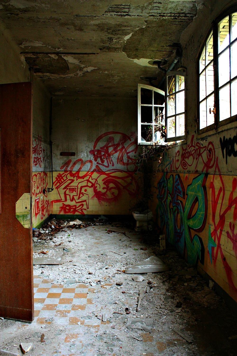 urbex sanatorium, urbex, exploration urbaine