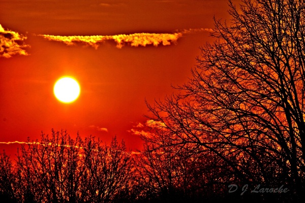 HDR - Sunset