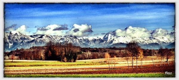 Friuli, a decembre, colorato ancora