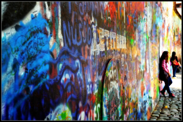 le mur de la paix