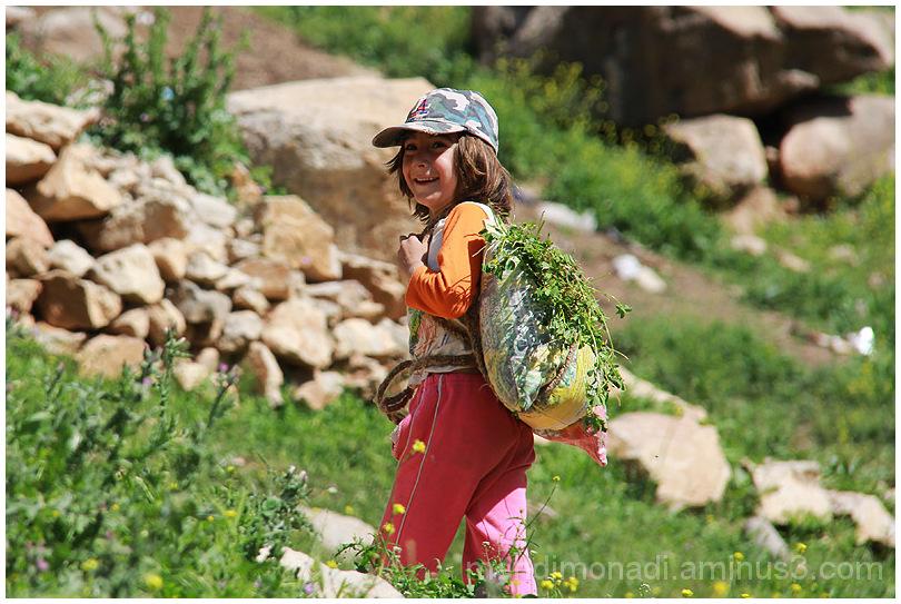 village Lorestan