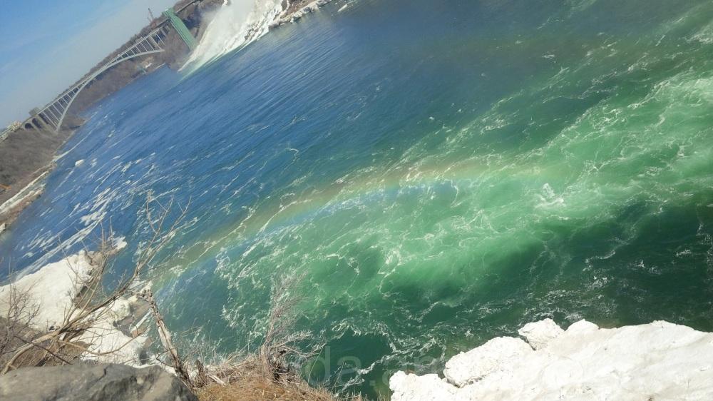 Rainbow Waves Bridge
