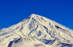 Damavand mount