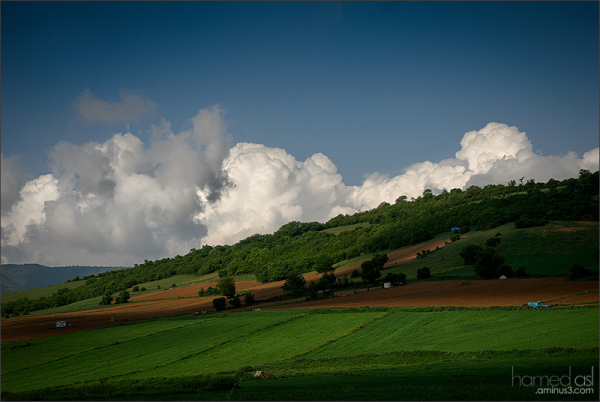Nice Clouds ...