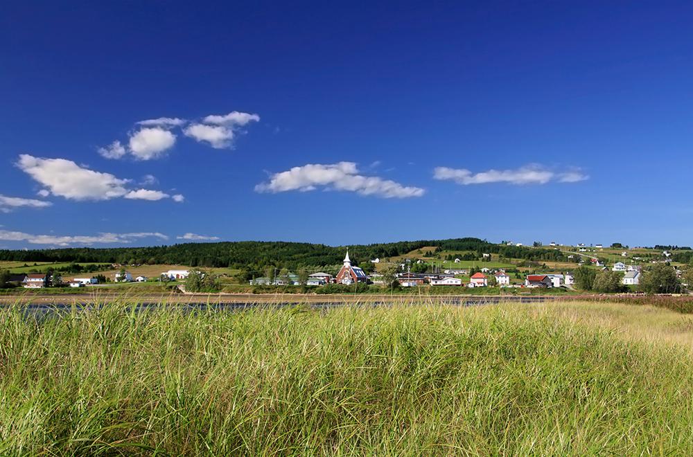 village de Barachois