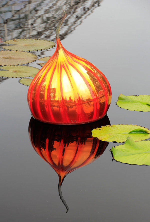 floating sculpture
