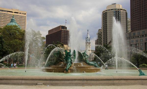 centre-ville de Philadelphie