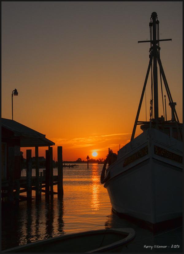 Tangier Island Sunrise