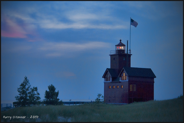Holland Michigan Lighthouse