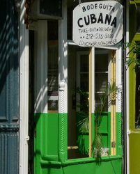 Shades of Cuban Noir