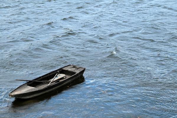 Coup de vent sur la Loire