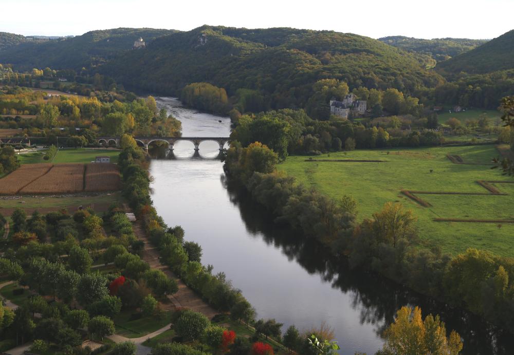 La vallée des châteaux