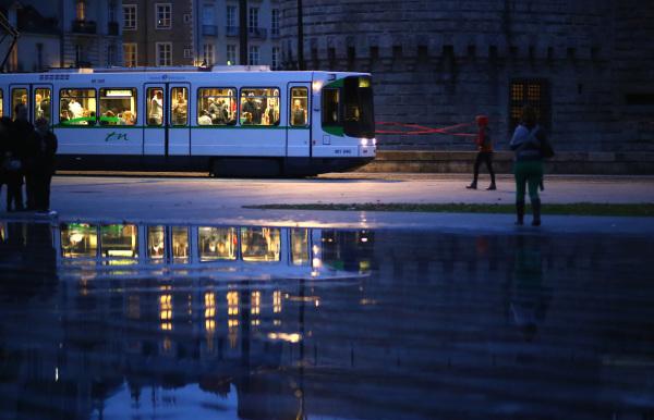 Tram de nuit