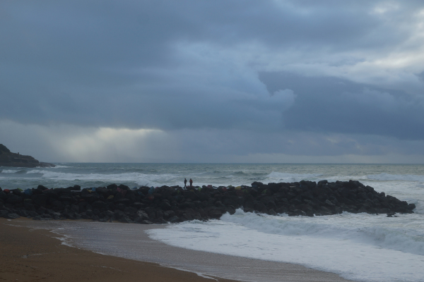 L'Atlantique à Anglet