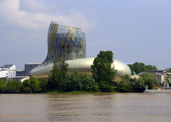 A la découverte de la Cité du vin
