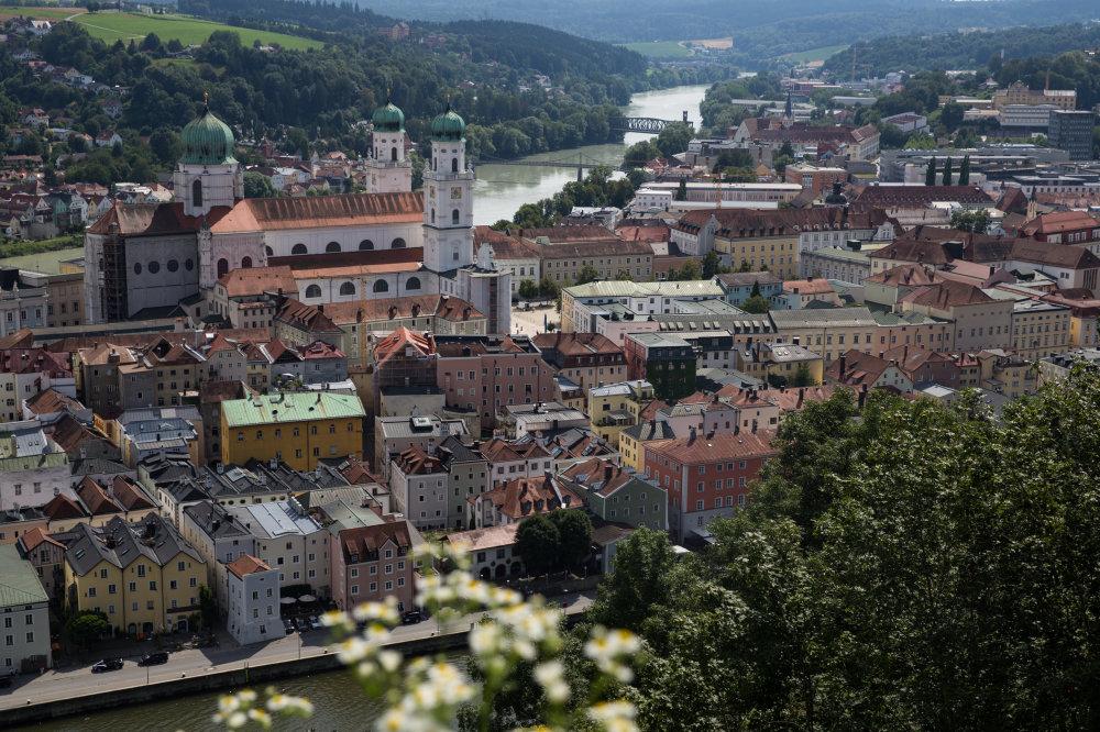 Passau le jour 2