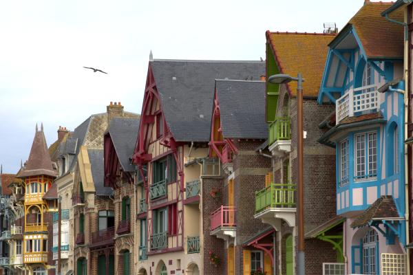 Villas de Mers-Les-Bains