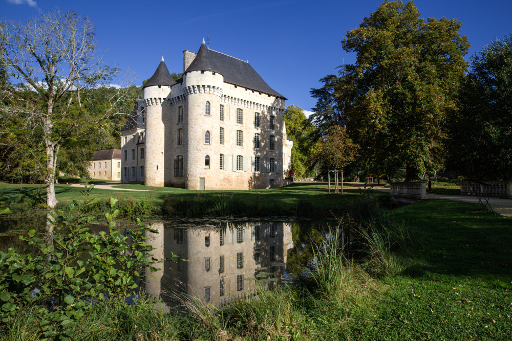 Le château de Campagne