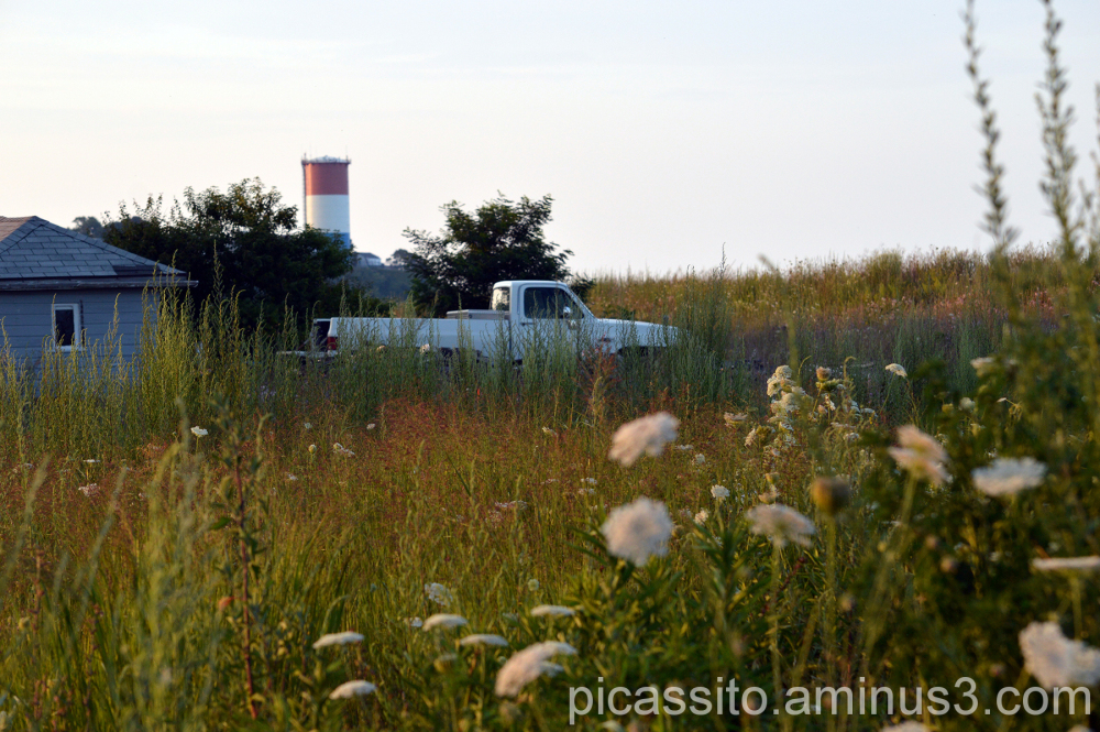 Deer Island Truck and Silo