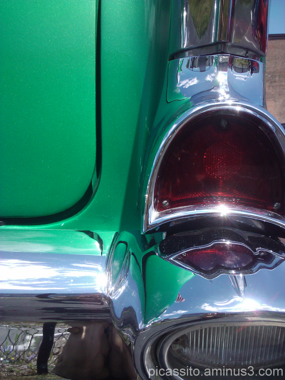 The Green Taillight