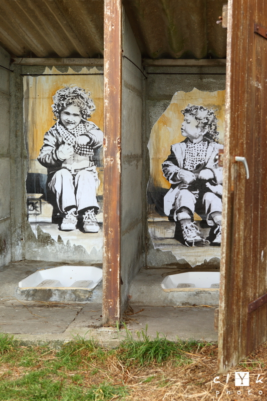 clyk graf toilets toilettes britanny bretagne