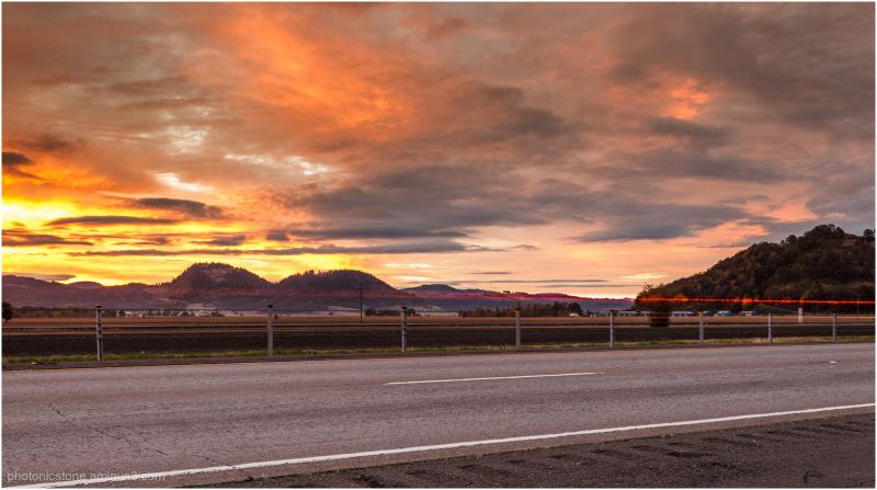 Willamette valley highway