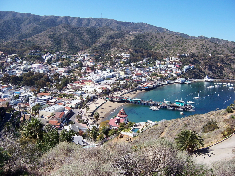 Avalon santa catalina island
