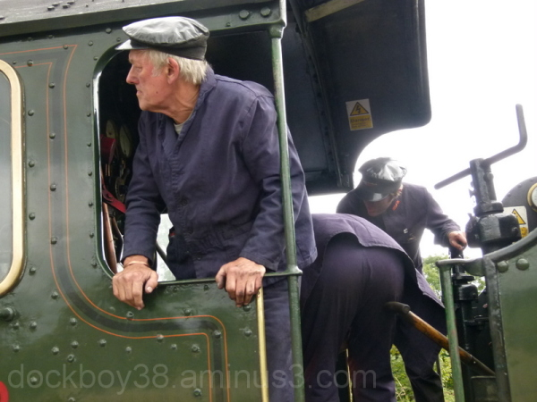 The Footplate Crew .