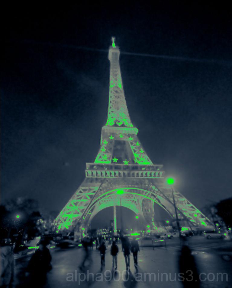 Les nuits a Paris