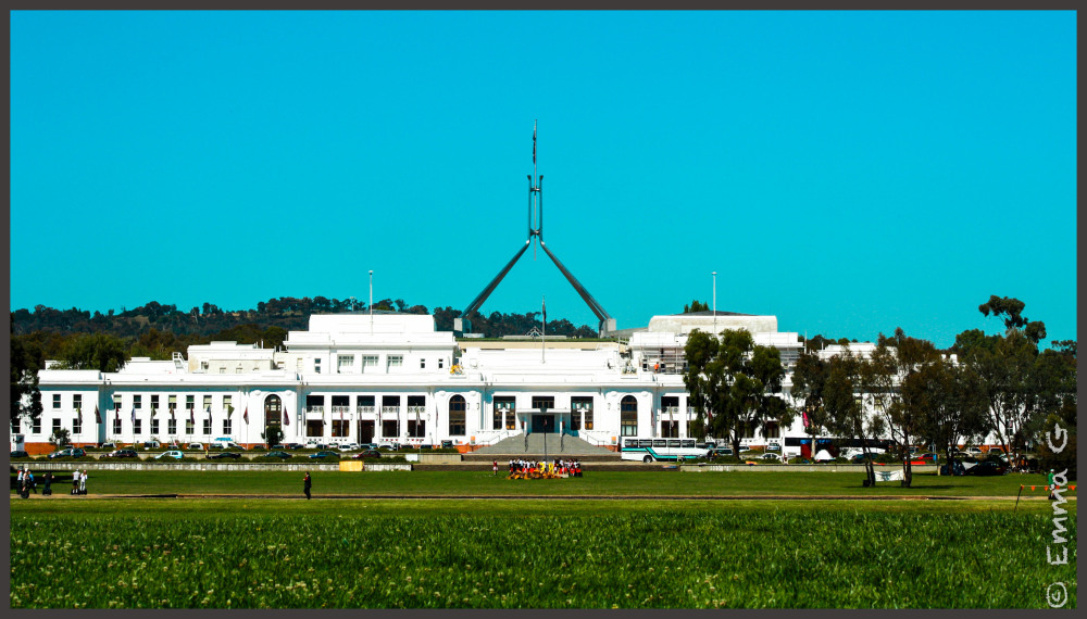 Old Parliament - Canberra