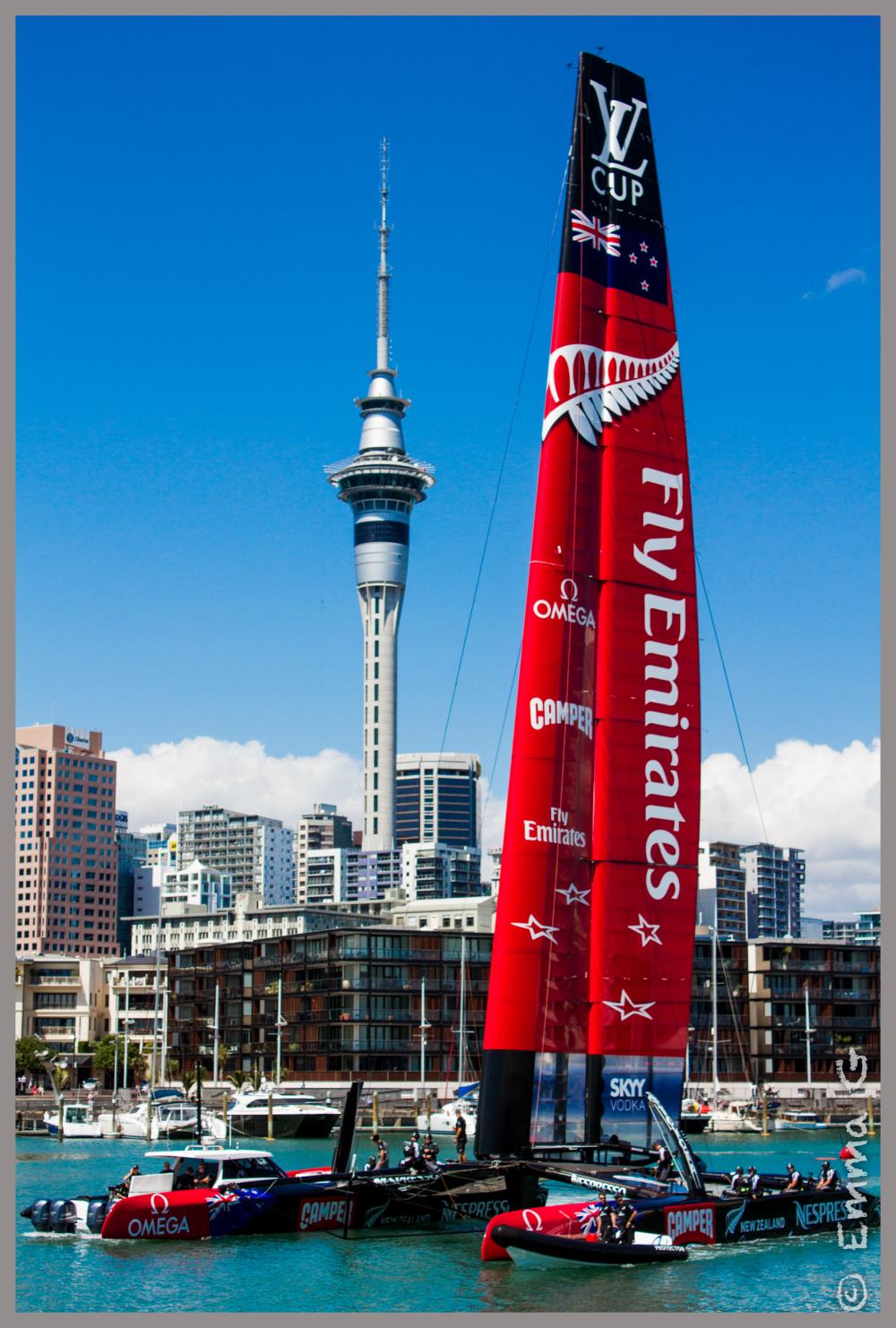 Team NZ - America's Cup